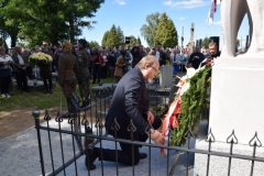 Poswiecenie-pomnika-nagrobnego-ulana-Michala-Demideckiego-Demidowicza_Zembrow_5.09-76-1030x688